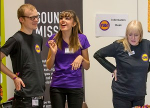 Alanah, our Work Experience student, shares her time at soundLINCS