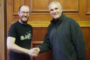 New Chair of the Board for soundLINCS