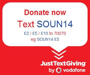 JustGiving soundlincs-300x250