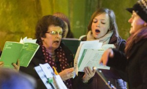 Sing from Scratch Choir at Belton
