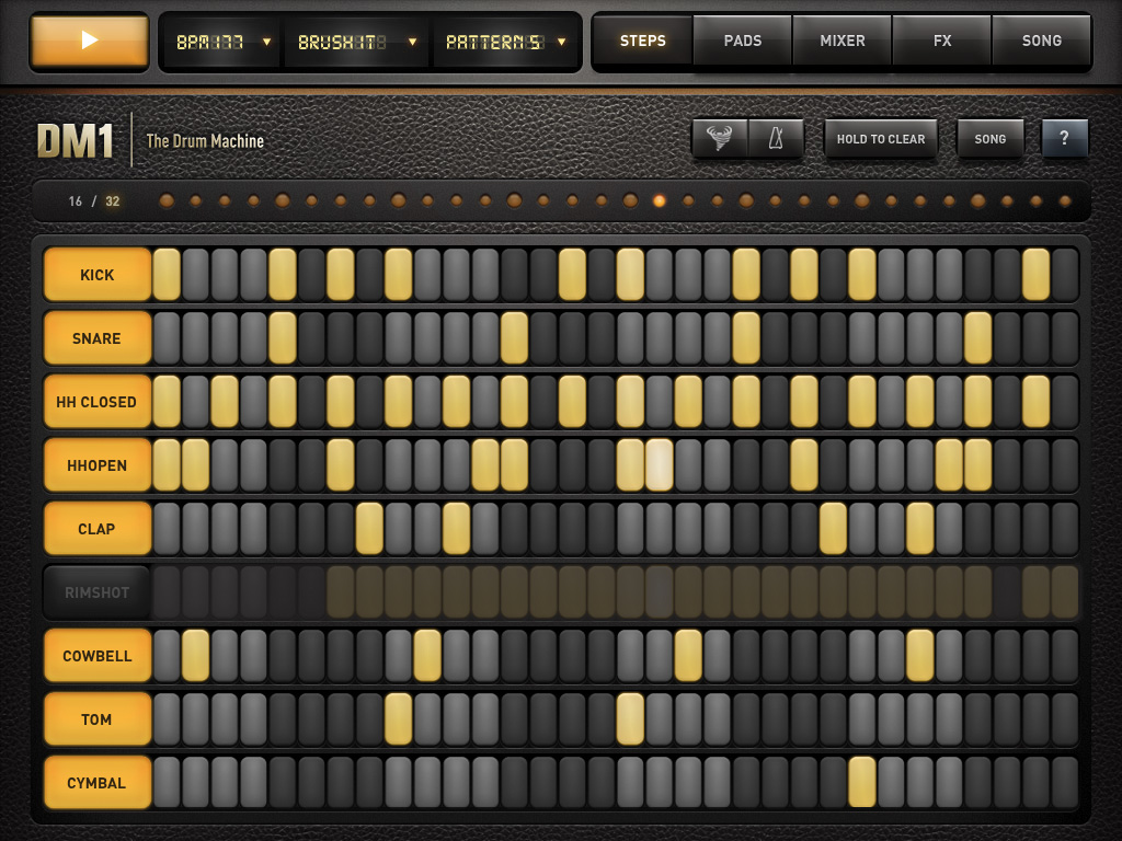 dm1-drum-machine-app