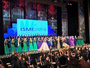 ISME 2018 – Life's Journey Through Music