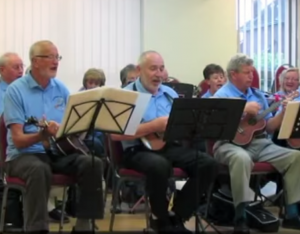 Grantham U3A Ukulele Group