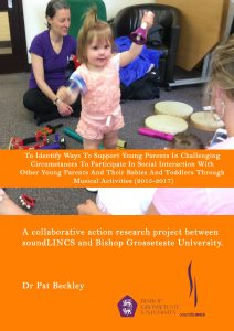 New Research suggests Music Activities can Support Young Parents Leaving Care