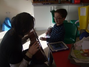Why Give Music Workshops to Hearing Impaired & Deaf Children?