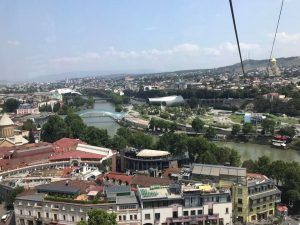 Tbilisi, Georgia: The Community Music Conference Begins