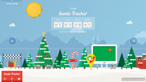 google-maps-santa-tracker